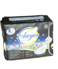 7 Layer Sanitary Pad (Night)